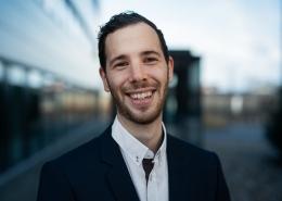 Business Portrait Salzburg - Lukas